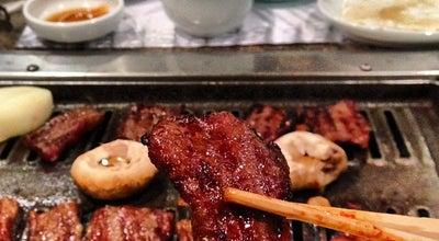 Photo of Korean Restaurant Chosun Galbee at 3330 W Olympic Blvd, Los Angeles, CA 90019, United States
