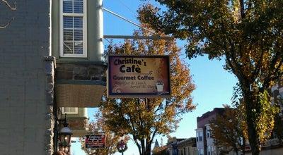 Photo of Cafe Christine's Cafe at 81 W Main St, Waynesboro, PA 17268, United States