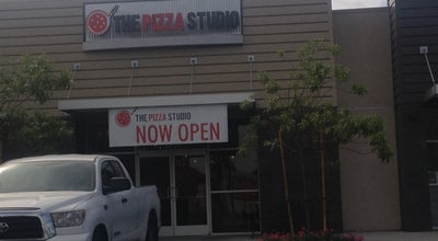 Photo of Pizza Place The Pizza Studio at 5970 Orangethorpe Ave, Buena Park, CA 90620, United States