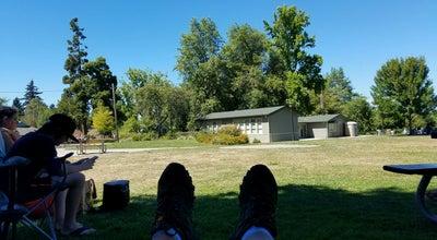 Photo of Playground Washington Park at 2025 Washington St, Eugene, OR 97405, United States
