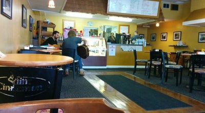 Photo of American Restaurant Cascade Cafe at 301 Broad St, Elyria, OH 44035, United States