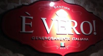 Photo of Italian Restaurant È Vero at Brazil