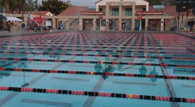 Photo of Pool Rose Bowl Aquatic Center at 360 N Arroyo Blvd, Pasadena, CA 91103, United States