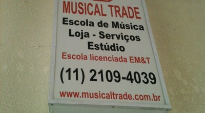 Photo of Music Venue Musical Trade at Dionisio Alves Barreto, 500, Osasco 06086-040, Brazil