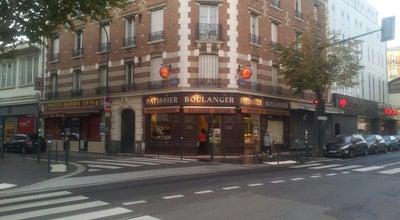 Photo of Bakery Délices et Gourmandises at 2 Place Des Victoires, Asnières-sur-Seine 92600, France