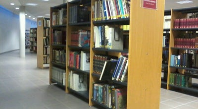 Photo of Library Bibliotheek at Dijk, Tongeren, Belgium