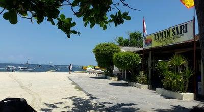 Photo of Water Park Taman sari water sport at Nusa Dua, Indonesia