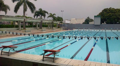 Photo of Pool Makati Aquatic Sports Arena at J. P. Rizal St. Extension, Makati City, Philippines