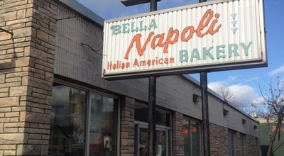 Photo of Bakery Bella Napoli at 721 River St, Troy, NY 12180, United States