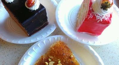 Photo of Dessert Shop حلويات خنفر at Khanfar, Jordan