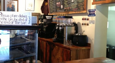 Photo of Coffee Shop Cowboy Coffee Co. at 125 N Cache St, Jackson, WY 83001, United States