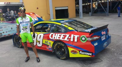 Photo of Racetrack Homestead-Miami Speedway at United States