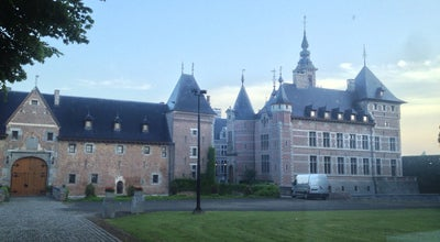 Photo of Monument / Landmark Kasteel Ordingen at Sint-Truiden, Belgium