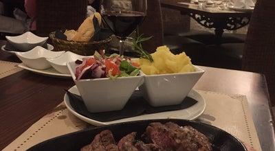 Photo of Mediterranean Restaurant La Paloma at Calle Apuntadors 16, Palma de Mallorca 07012, Spain