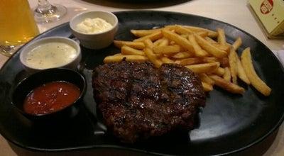Photo of American Restaurant Restaurant Bone's at Algade 55, Roskilde 4000, Denmark