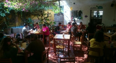 Photo of Restaurant La Jícara at Porfirio Díaz, Oaxaca, Mexico