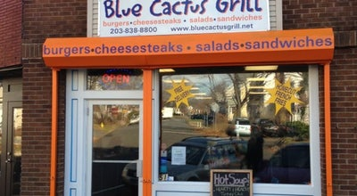 Photo of Sandwich Place Blue Cactus Grill at 51 Stevens St, Norwalk, CT 06850, United States