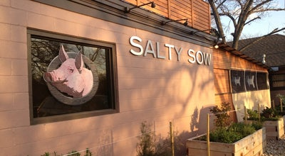 Photo of American Restaurant Salty Sow at 1917 Manor Rd, Austin, TX 78722, United States