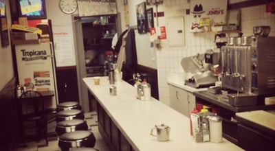 Photo of Diner Johnny's Grill & Luncheonette at 124 W 25th St, New York, NY 10001, United States