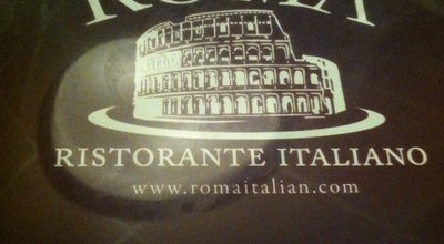 Photo of Italian Restaurant Roma Ristorante Italiano at 7240 Bell Creek Rd, Mechanicsville, VA 23111, United States