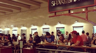 Photo of Burger Joint Shake Shack at 49 Grand Central Terminal, New York, NY 10017, United States