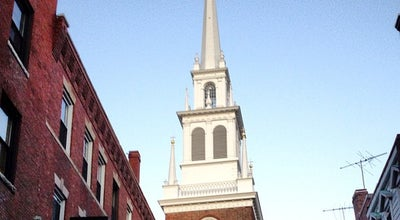 Photo of Church The Old North Church at 193 Salem St, Boston, MA 02113, United States