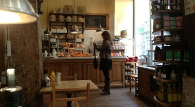 Photo of Bakery Le Pain Quotidien at 5 Rue Des Petits Champs, Paris 75002, France