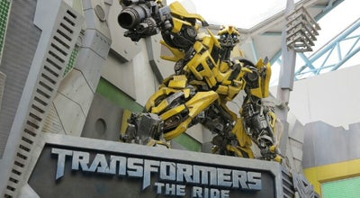 Photo of Theme Park Transformers The Ride: The Ultimate 3D Battle at Universal Studios Singapore, Sentosa Island 099482, Singapore