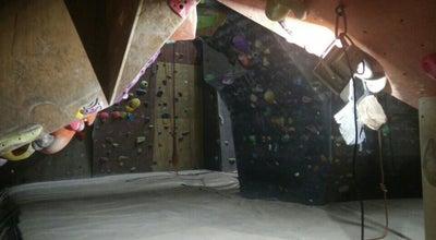 Photo of Climbing Gym Stone Age at Centre Sportif De La Woluwe, Av. Emmanuel Mounierlaan 87, Woluwé-Saint-Lambert 1200, Belgium