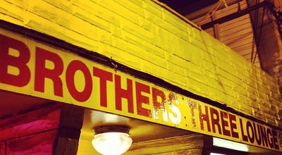 Photo of Dive Bar Brothers III Lounge at 4520 Magazine St, New Orleans, LA 70115, United States