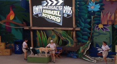 Photo of Theme Park Universal's Animal Actors at 100 Universal City Plz, Universal City, CA 91608, United States
