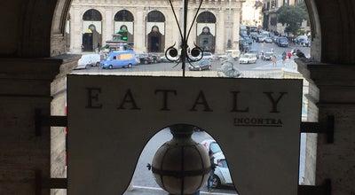 Photo of Bistro Eataly Repubblica at Piazza Della Repubblica, 41, Roma 00185, Italy