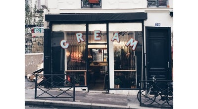 Photo of Coffee Shop Cream at 50 Rue De Belleville, Paris 75020, France