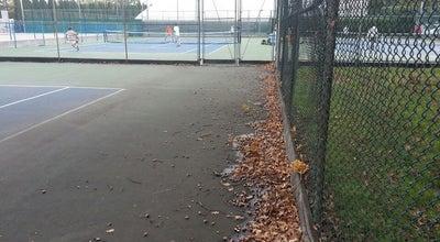 Photo of Tennis Court Richmond Tennis Club at 6820 Gilbert Rd, Richmond, BC V7C 3V4, Canada