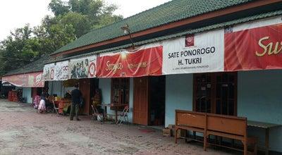 Photo of Indonesian Restaurant Sate Ayam Ponorogo H Tukri Sobikun at Jl Lawu 1/43 K Ponorogo, Ponorogo, Indonesia