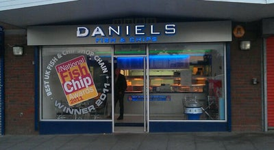 Photo of Fish and Chips Shop Daniels Fish And Chips at 5 Littlemoor Shopping Centre, Weymouth DT3 6NQ, United Kingdom