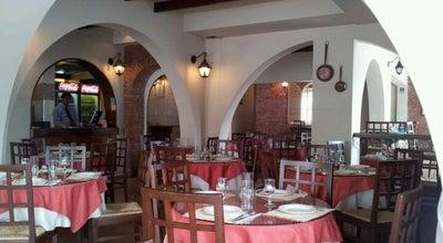 Photo of Italian Restaurant La Romana at Av. Prescott 395, San Isidro 27, Peru
