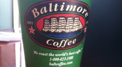 Photo of Coffee Shop Baltimore Coffee and Tea Company at 5209 Presidents Ct, Frederick, MD 21703, United States