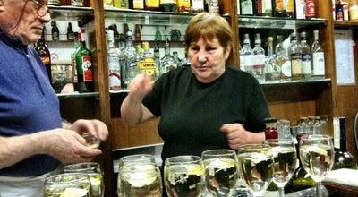 Photo of Wine Bar Bar Degli Asinelli at Vico Canneto Lungo, Genova, Italy