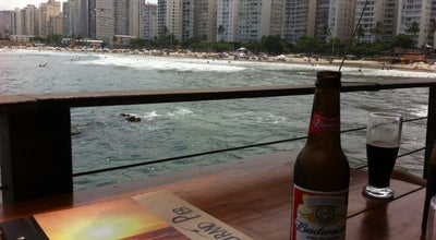 Photo of Beer Garden Grand Pier at Morro Do Maluf, Guarujá, Brazil