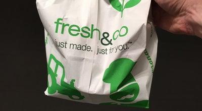 Photo of Salad Place Fresh & Co. at 309 Madison Ave, New York, NY 10017, United States