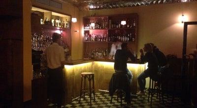Photo of Cocktail Bar Bonvivant's at Bartolomějská 3, Praha 11000, Czech Republic