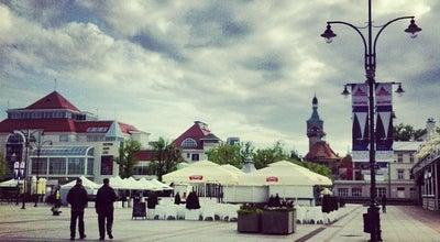 Photo of Plaza Plac Przyjaciół Sopotu at Plac Przyjaciół Sopotu, Sopot, Poland
