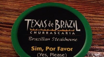 Photo of Brazilian Restaurant Texas De Brazil at 150 Peabody Pl, Memphis, TN 38103, United States