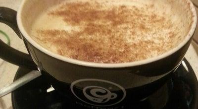 Photo of Coffee Shop Coffee#1 at 9 Wood St, Cardiff CF10 1EN, United Kingdom