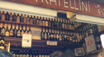 Photo of Sandwich Place I due Fratellini at Via Dei Cimatori 38r, Firenze 50122, Italy