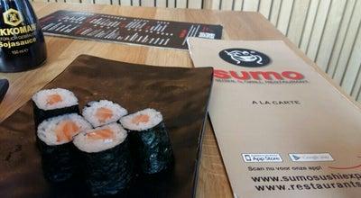 Photo of Sushi Restaurant Sumo at Verlengde Nieuwstraat 2-5, Rotterdam 3011 GX, Netherlands
