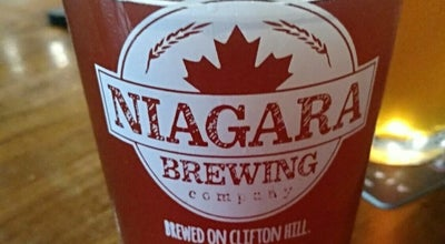 Photo of Brewery Niagara Brewing Company at Clifton Hill, Niagara Falls, On L2G 3N5, Canada