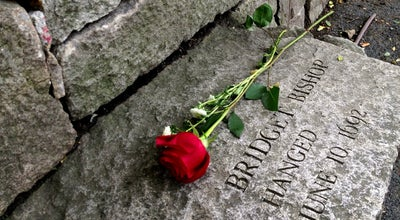 Photo of Historic Site Salem Witch Trials Memorial at Liberty St., Salem, MA 01970, United States