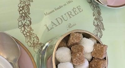 Photo of Dessert Shop Ladurée at Place Du Sablon 40, Bruxelles 1000, Belgium